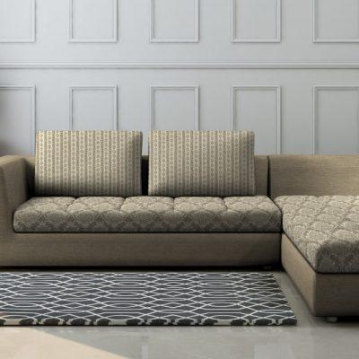 How many types of sofa fabrics are there?