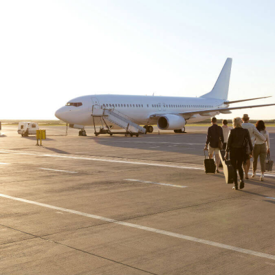 Overcome Your Fear of Flying: 5 Tips